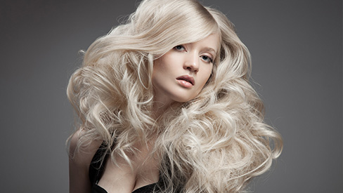 Mermaid Hair Extensions in greater Seattle offers keratin/ fusion method of application for hair extensions
