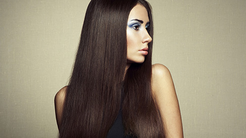 Mermaid Hair Extensions is the salon specializing in thinning hair solutions, including top pieces for thinning hair.