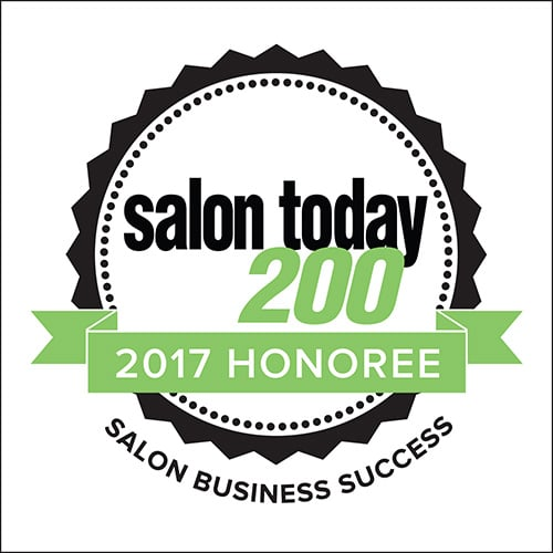 salon today 200 - 2017 Honoree